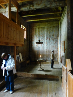 Die Stabkirche von Kvernes