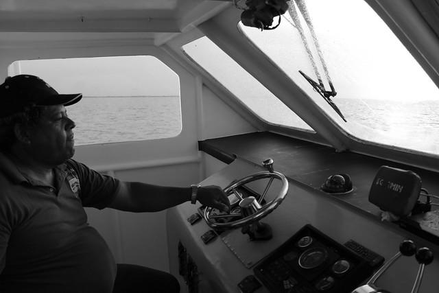 Capitán de embarcación