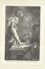 """British Library digitised image from page 189 of """"Episodes of Fiction; or, choice stories from the great novelists: with biographical introductions and ... illustrations ... engraved ... by R. Paterson"""""""