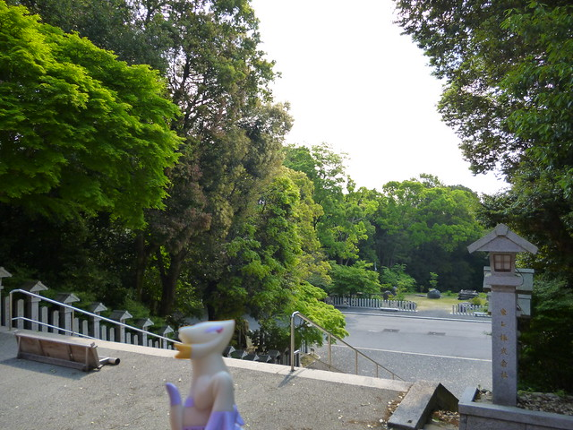Photo:Mienshao in Otsu, Shiga 8 (Oumi Jingu Shrine) By Kasadera