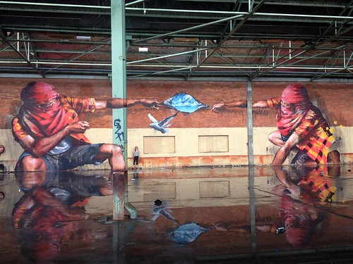 Open season, Brisbane, Australia. by Fintan Magee