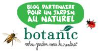 Partenariat Jardinerie Botanic