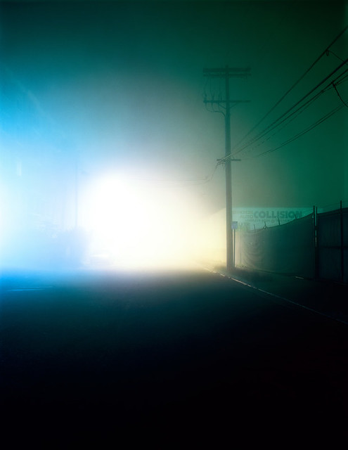 Amanda Friedman, Collision, Marina Del Rey, CA