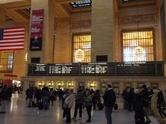 日, 2013-12-01 10:40 - Hudson Line の表示なし