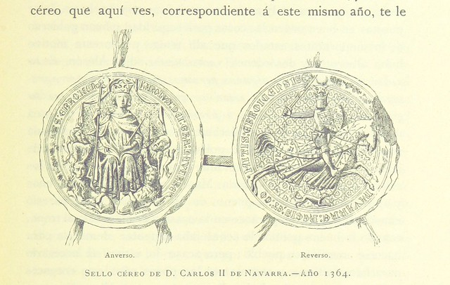 Image taken from page 897 of 'Navarra y Logroño, etc. [With plates.]'