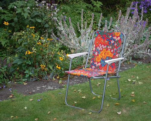 Late August chair