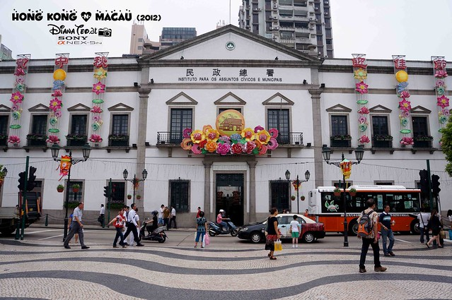 Day 3 Macau Senado Square 01