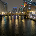 Clark Street Bridge by Jonathan Lurie