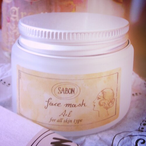 Gift Guide for Her: SABON A-E face mask