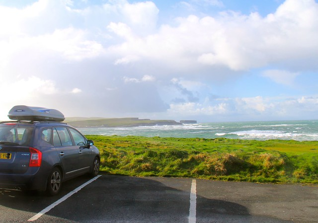 Loop Head, Ireland, travel