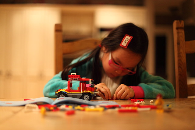 LEGO city - firetruck