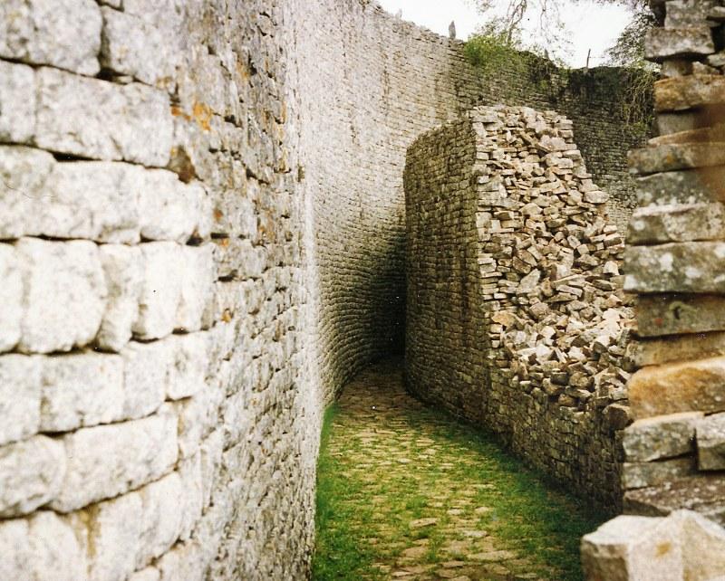 Machu Picchu Africano