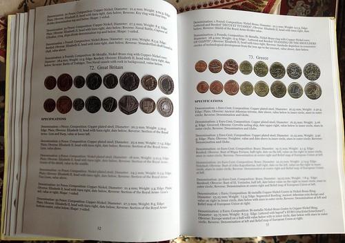 Handbook of Current Coins inside