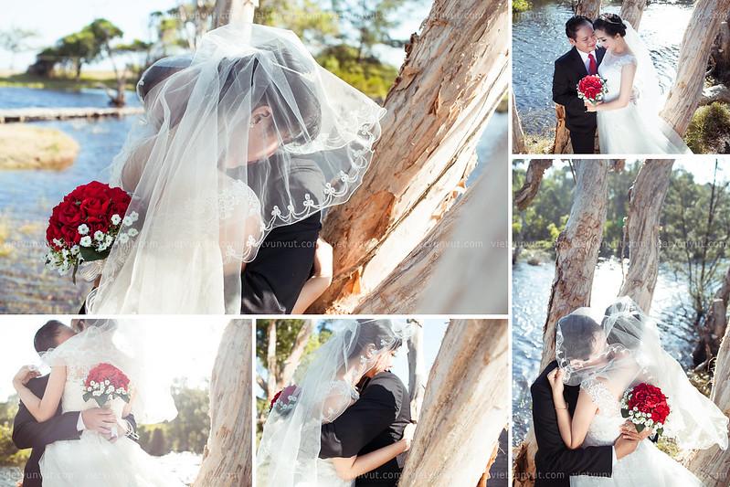 Ảnh cưới Hồ Cốc - Duy * Bích