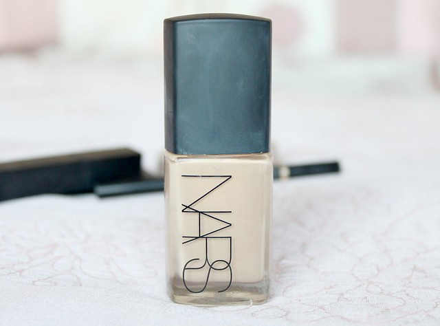 2013 Foundation Favourite, NARS Sheer Glow, 2013 Beauty Favourites