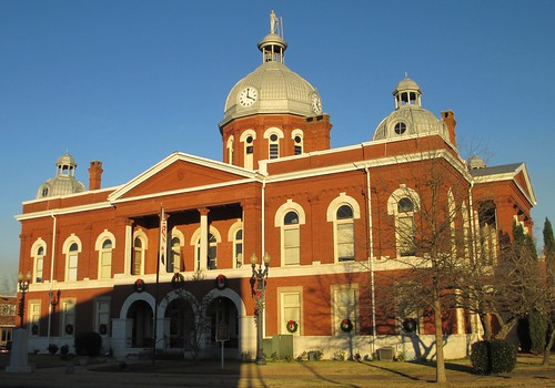 Chambers County Courthouse (LaFayette, Alabama)