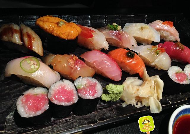 sushi yasaka - omakase