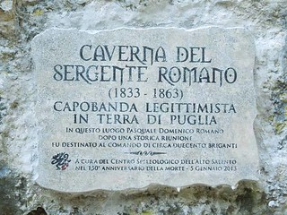 grotta serg romano
