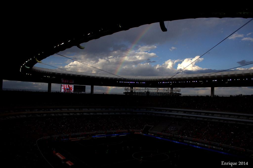 Estadio Omnilife Vacio Estadio Omnilife Por Enriquegdl en Flickr