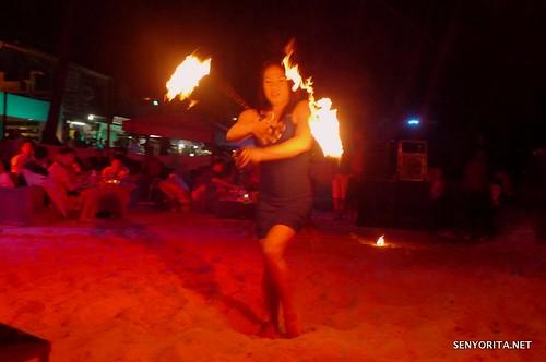 Carla The Fire Diva werkin' it!