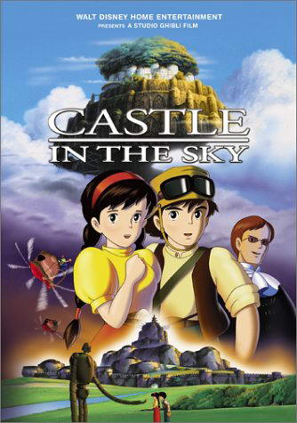 Tenkuu no Shiro Laputa - Laputa: Castle In The Sky