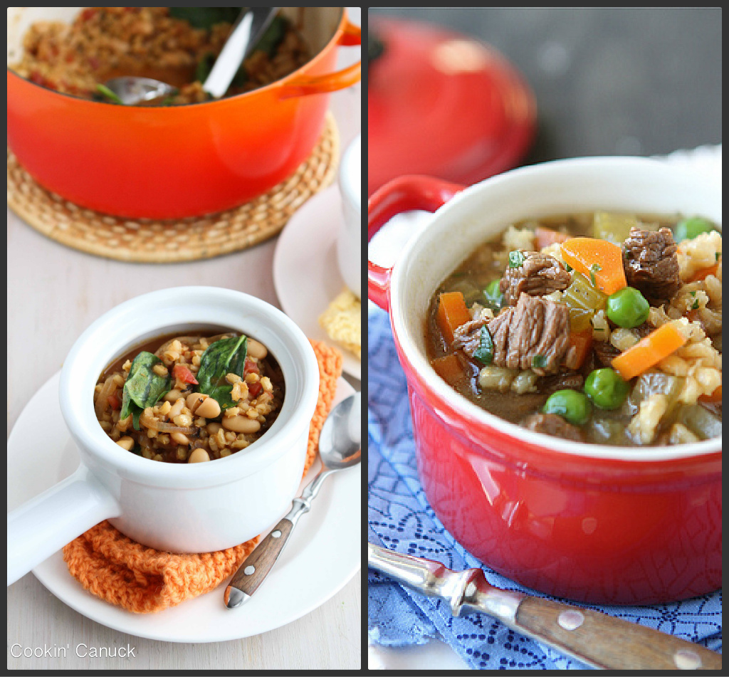 Healthy Barley Recipes | cookincanuck.com #barley #wholegrain
