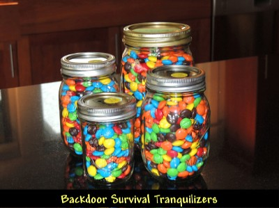 Backdoor Survival Tranquilizers