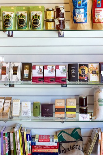 The Chocolate Conspiracy Store Shelves