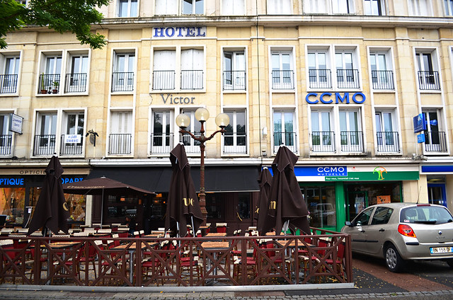 Hotel Victor, Beauvais, Paris, France