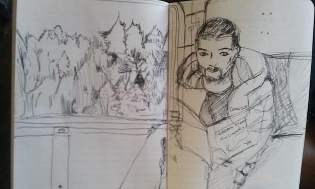 sketch by zazu