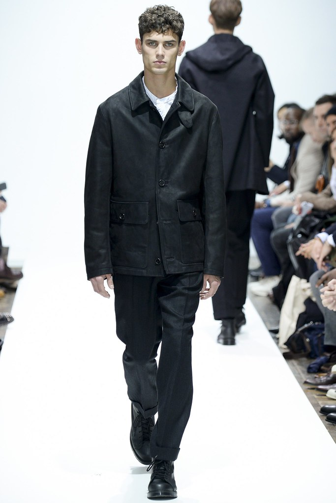 FW14 London Margaret Howell002_Arthur Gosse(VOGUE)