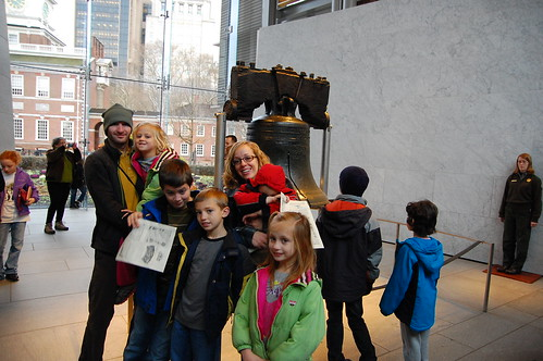 Dec 30 2013 Liberty Bell family