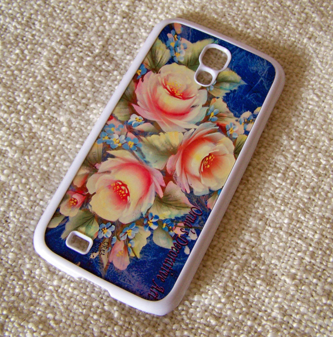 Pink Roses phone case by Orna Shachar