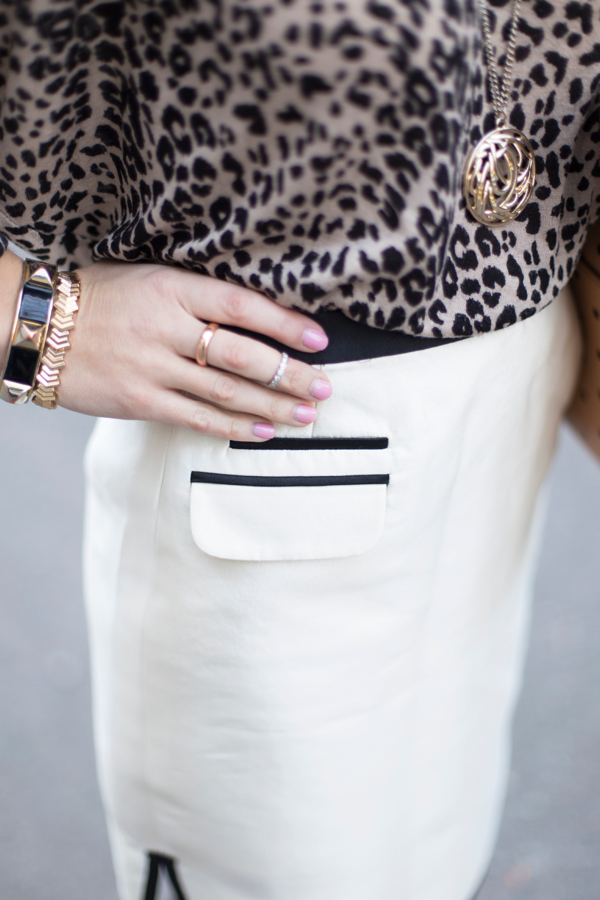 Tux Skirt Details