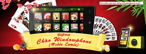 bigkool cho windowphone