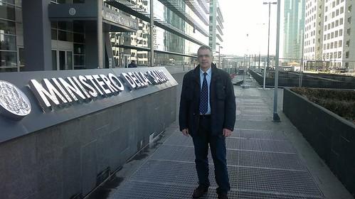 7 febbraio 2014 - l'incontro con il Ministero della salute
