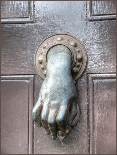 Flickriver searching for photos matching 39 unusual doors 39 - Unusual door knocker ...
