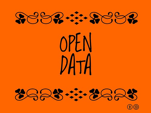 Buzzword Bingo: Open Data #opendata