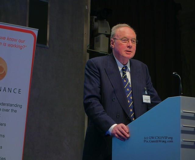 Dr Paul Woolley spk LongFinance2014 from RAW _DSC9336