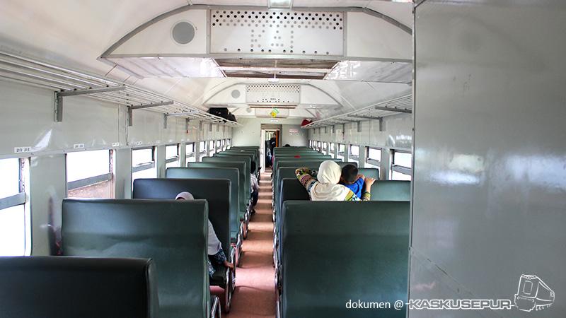 Jenis Kelas Yang Terdapat Di Kereta Penumpang