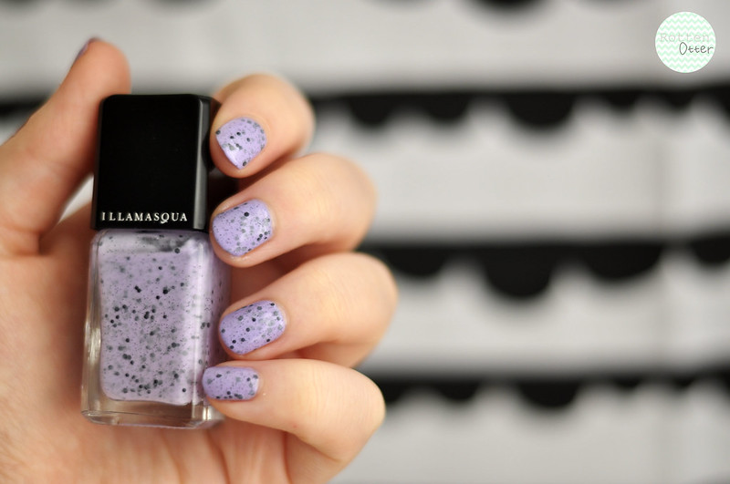 notd illamasqua speckle nail polish rottenotter rotten otter blog