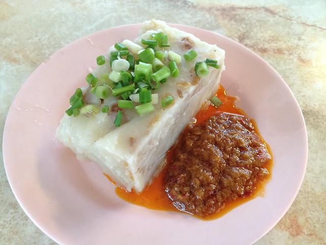 KTZ - Yam Cake