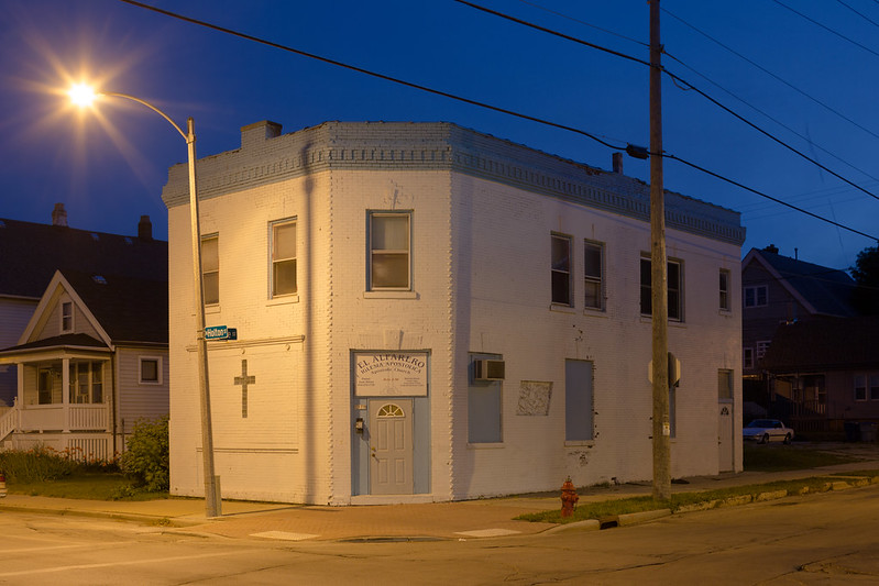 El Alfarero Iglesia Apostolica