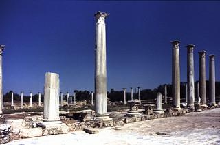 386Zypern Salamis Gymnasium