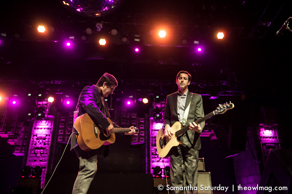 The Mountain Goats @ The Mayan, LA 6/17/14