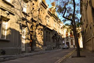 Image of Barrio Concha y Toro. chile santiago nikon y concha barrio toro barrioconchaytoro d3100