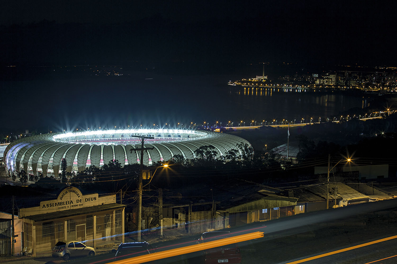 Beira-Rio Stadium  Renovation Project design by Hype Studio Arquitetura