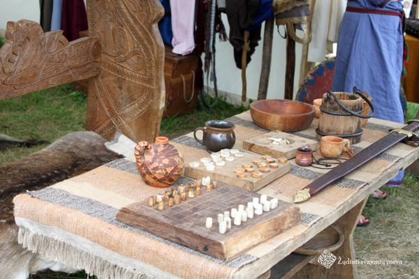 from Experimental Archaeology Days of Live Archaeology in Kernavė