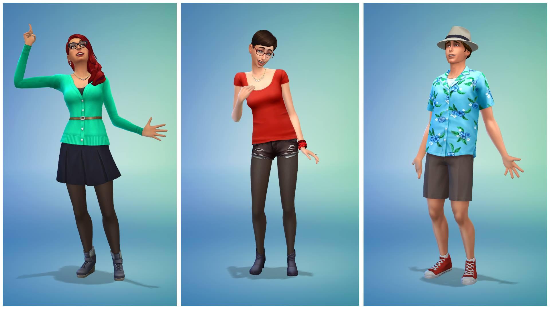Los Sims de Ane: junio 2014