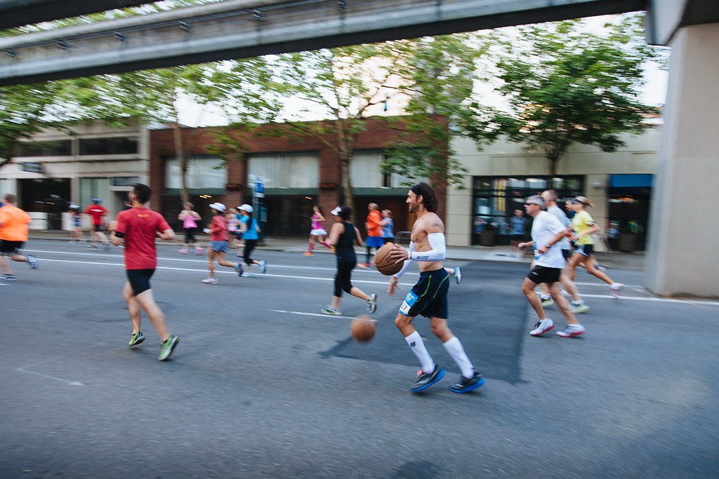 Rock 'n' Roll Marathon 05